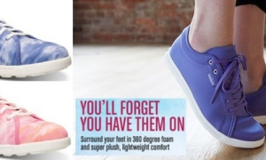Macy's: FREE Shipping on Any Order = Big Savings on Reebok Shoes & More (Today Only)