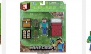 *HOT* Target: 50% off Minecraft Overworld Figure Cartwheel Offer = ONLY $2.77!!