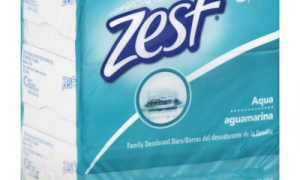 Target: Zest Bar Soap 3 Pack Only $0.94